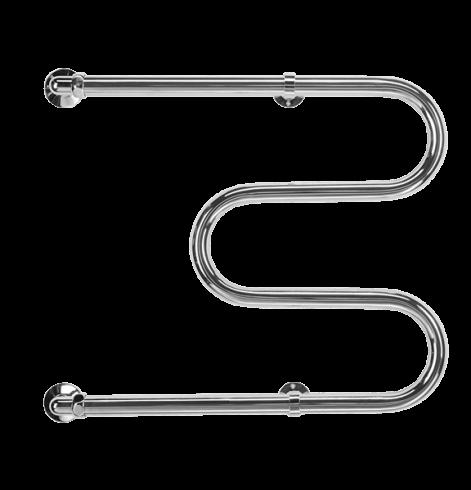 Terminus М-образной формы 600х700 (бесшовная труба) Водяной полотенцесушитель